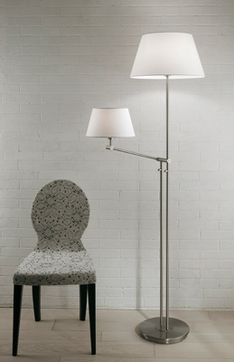 9315/1+1PG-A Floor Lamp