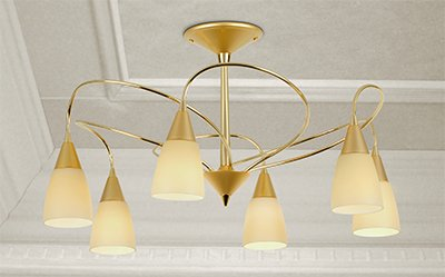 3720/6PL Ceiling Lamp